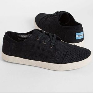 2d7ad8ba383 Toms · TOMS perforated paseos lace up sneaker